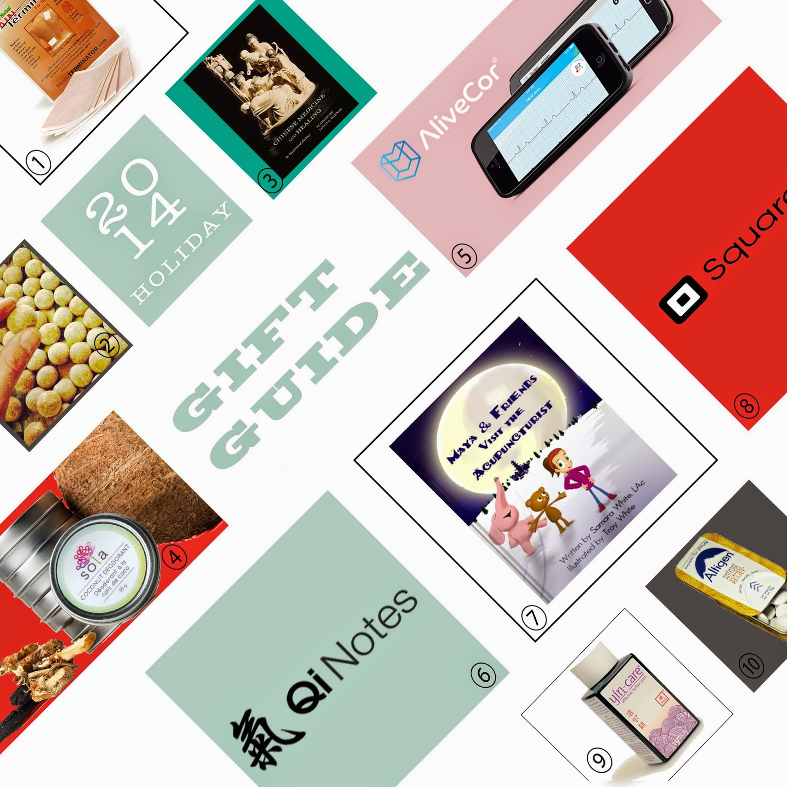 Yin Yang Holiday Gift Guide Featuring Maya & Friends